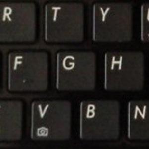 Touche Clavier asus u u80a noir Touche clavier