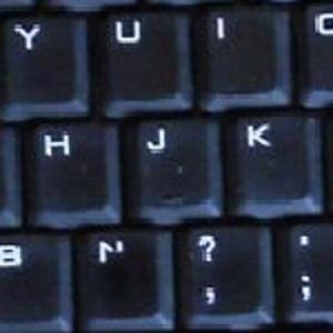 Touche Clavier msi vr vr603 Touche clavier
